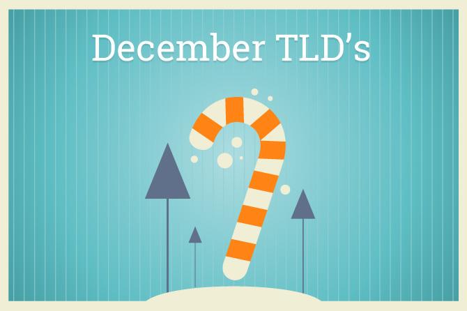 9 νέες καταλήξεις για το Δεκέμβρη tdl december webappdesign.gr